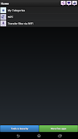 Screenshot of WiFi+ Password Manager
