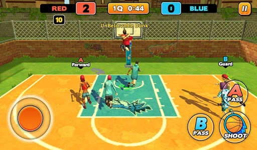 Street Basketball FreeStyle for PC