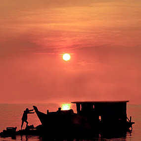 by Muhamad Aris - Landscapes Sunsets & Sunrises