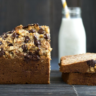 Blender Banana Bread.