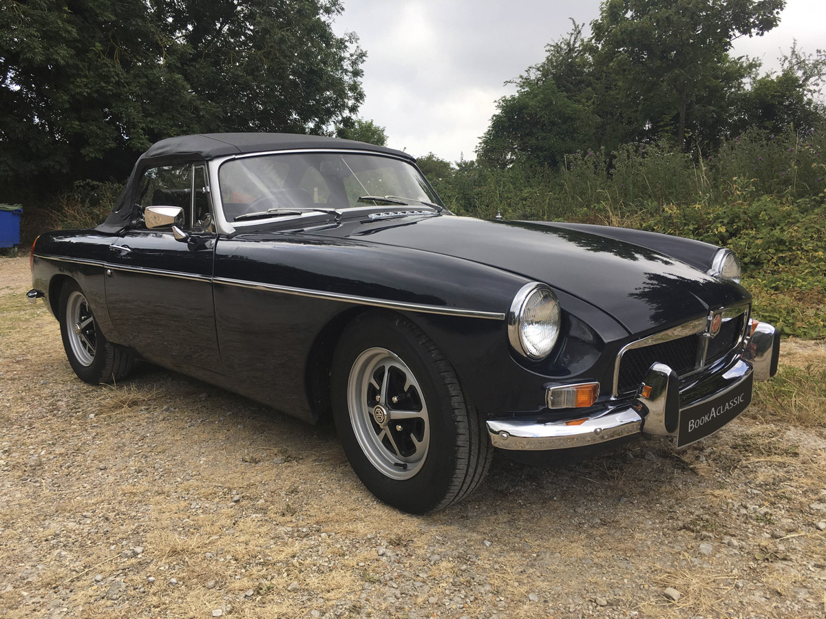 MG Mgb Roadster Hire Hove