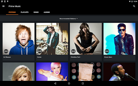 Amazon Music with Prime Music v5.4.3