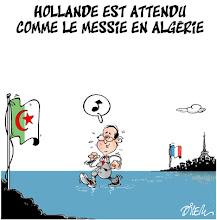Photo: 19 12 2012 - La visite de François Hollande en #Algérie