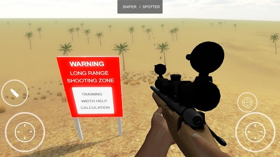 Sniper Spirit 3D - Simulator- screenshot thumbnail