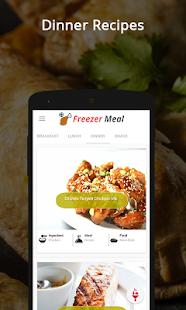 Healthy Freezer Meals - náhled
