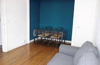 Appartement meublé 2 pièces 36,11 m2
