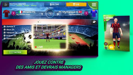 Télécharger Pro 11 - Football Manager Game  APK MOD (Astuce) screenshots 1