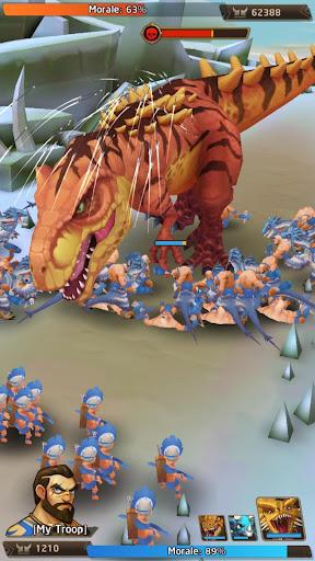 Download Primal Wars: Dino Age MOD APK 7