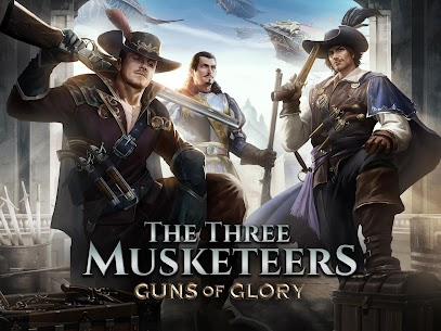 Guns of Glory: Build an Epic Army for the Kingdom 1