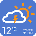 Weather Forecast HD icon