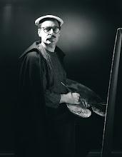 Photo: V. R. Rembrandt FOURNEL Jacques Autoportrait