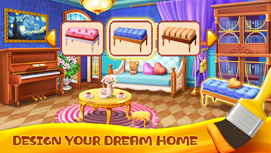 Kitten Party Cat Home Decorate MOD (Unlimited Gold Coins) 2