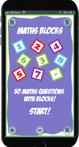 AJs - Maths Blocks Puzzles