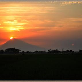 by Mas Bagus - Landscapes Sunsets & Sunrises