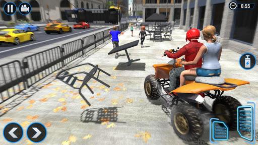 ATV Quad Bike Simulator 2020: Bike Taxi Games 3.1 screenshots 14