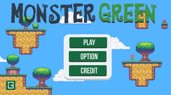 Monster Green- screenshot thumbnail