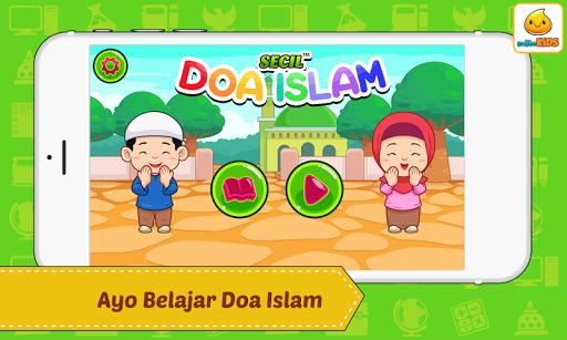 Doa Anak Muslim + Suara  screenshots 5
