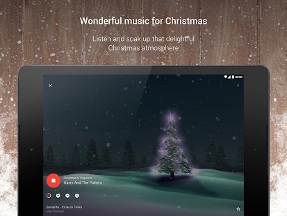 Christmas Radio- screenshot thumbnail
