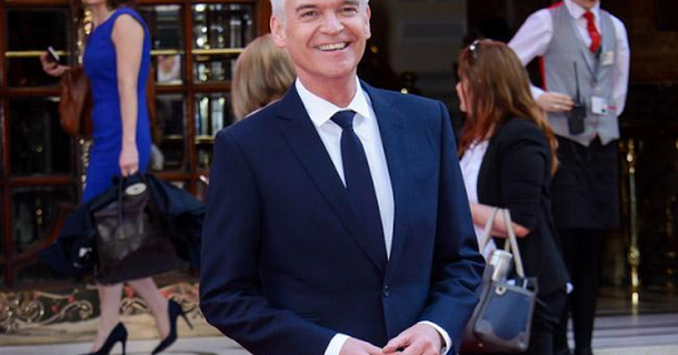 Phillip Schofield wants to star on Eurovision