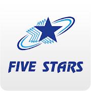Five Stars Bus Ticket