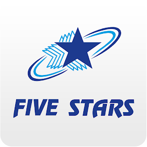 Five Stars Bus Ticket