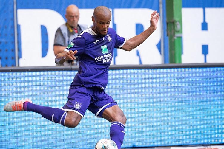 Pas encore de capitaine définitif à Anderlecht? Vincent Kompany explique pourquoi