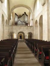 Photo: Kirche in Lippoldsberg/Weser.Älteste Gewölbekirche in dieser Gegend.