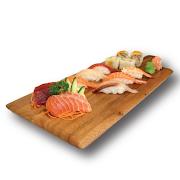 75. Medium Assorted Sushi & Sashimi
