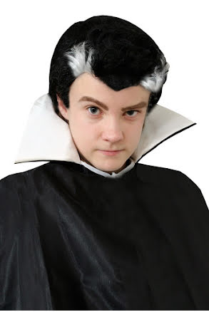 Draculaperuk, barn
