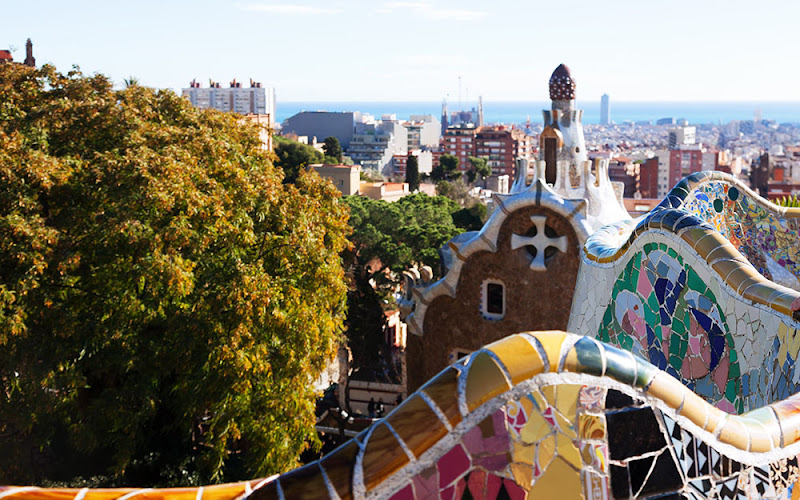 Visit Barcelona in one day