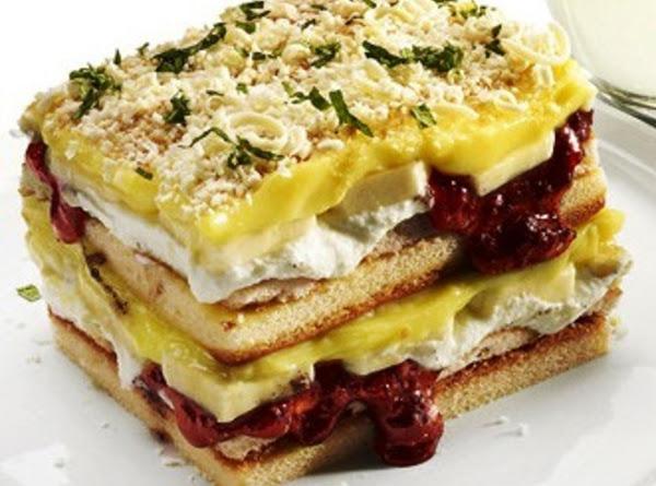 Lasagna Banana Dessert Recipe