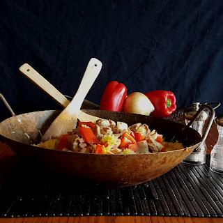 Smoky Mexican Pork Stir Fry Recipe
