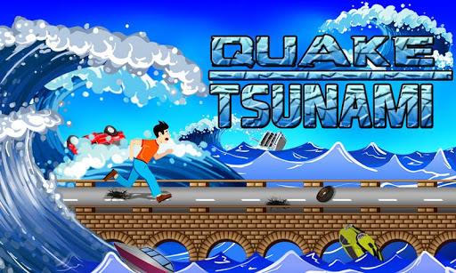 Quake Tsunami Game 1.2 screenshots 1
