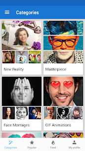 Photo Lab Picture Editor: face effects, art frames Apk Download For Android 5