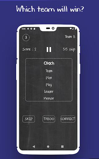 Taboo - Fun screenshot 3