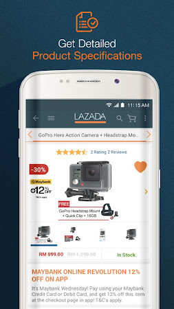 Lazada - Shopping & Deals 3.2.4 screenshot 248925