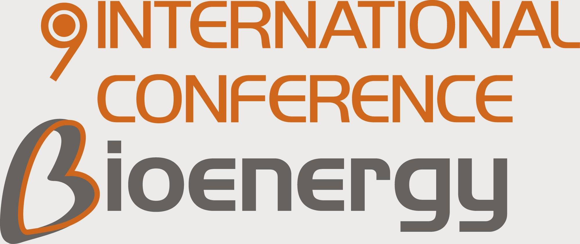 9 Congreso Internacional Bioenergía 2014 AVEBIOM