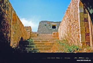 Photo: 1995-07-01. Fort Rhetymnon.  www.loki-travels.eu