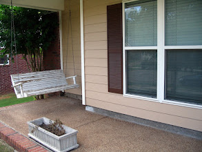 Photo: Front Porch with Swing