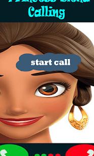 call Princess Elena 2018 - náhled
