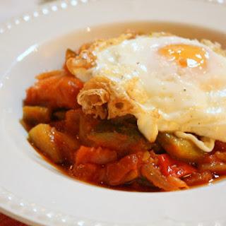 Traditional Spanish Pisto.