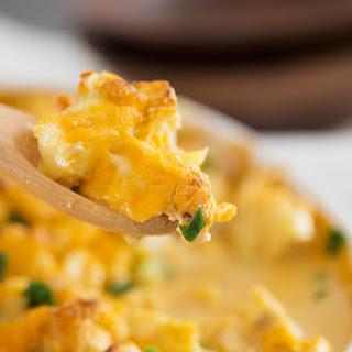 Creamy Keto Cauliflower Mac and Cheese Recipe