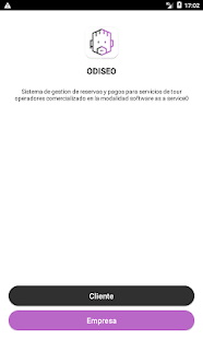 ODISEO Beta - náhled