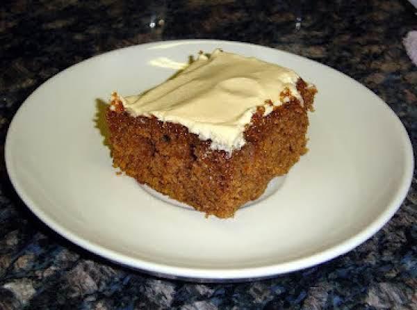 Maple Cream Cheese Frosting Recipe