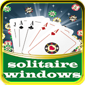 Solitaire Windows Classic Game