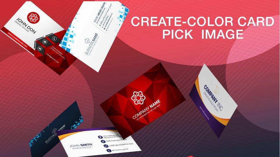 Business Card Maker & Visiting Card Maker - Android Apps on Google ...