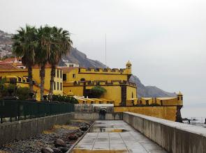 Photo: Funchalin rantaa: Forte de Sao Tiago