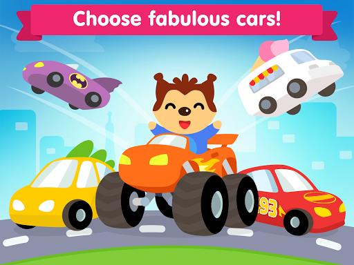 Car game for toddlers - kids racing cars games screenshot 11