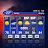 Weather forecast report & widget Icône