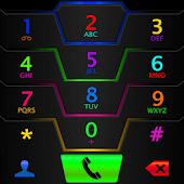 THEME DARKCITY COLORS EXDIALER